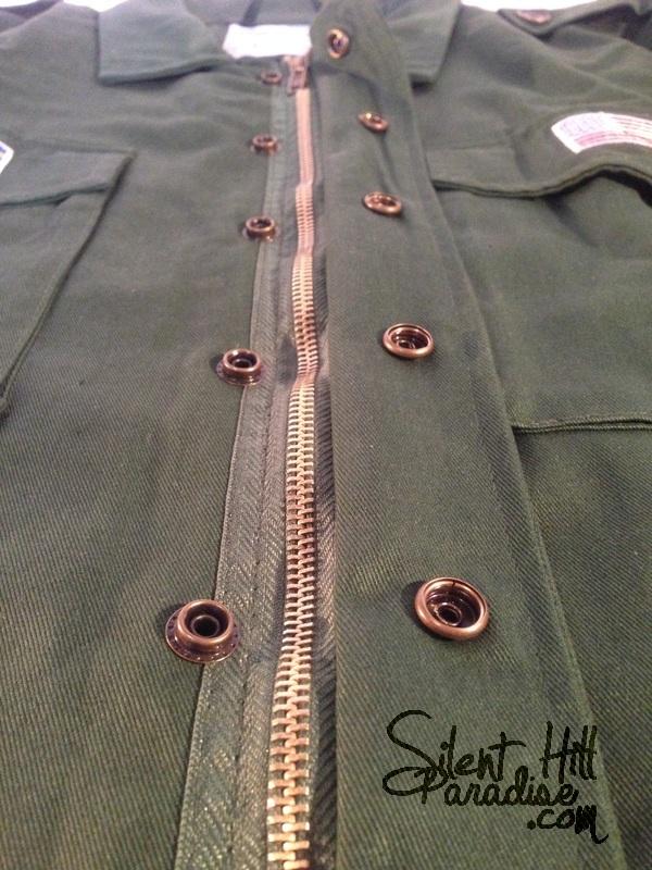 Category James Sunderland Jacket