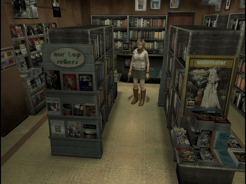 Silent hill homecoming on steam.